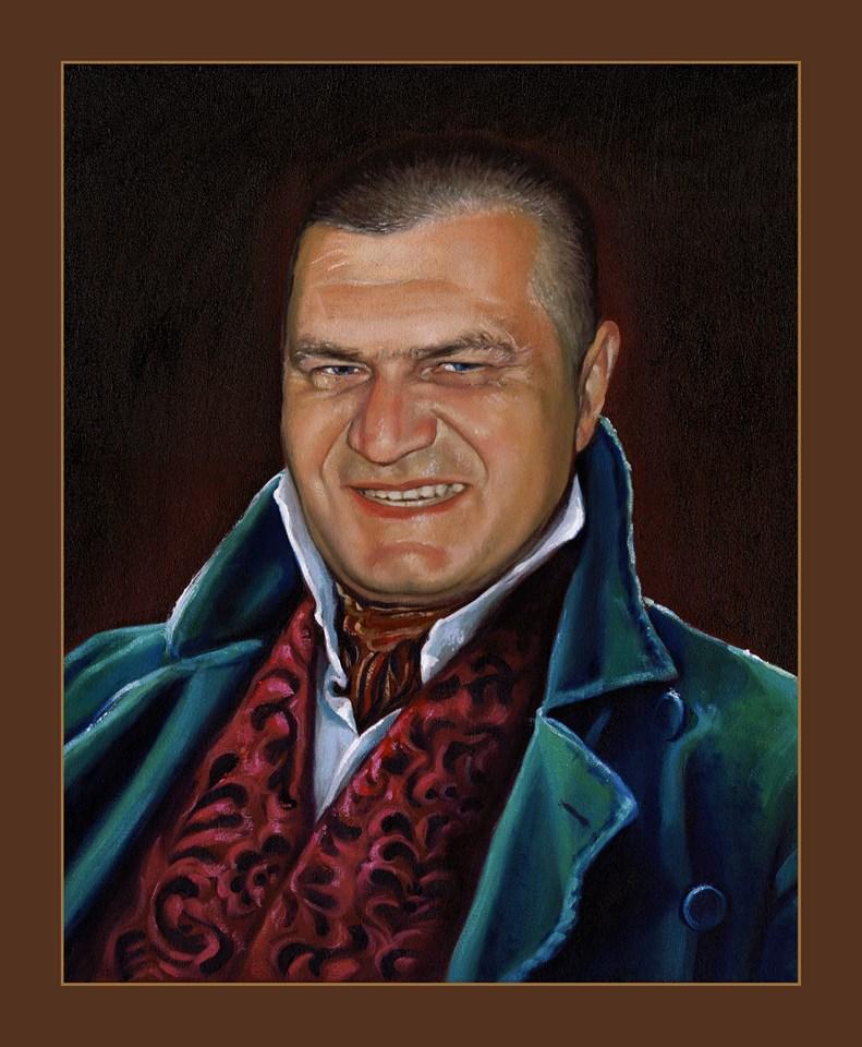 Pan Tadeusz, wymiar 40x50 cm